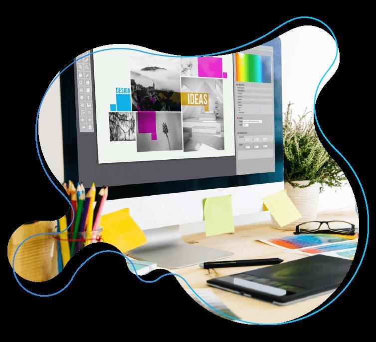 Graphic Designing Image